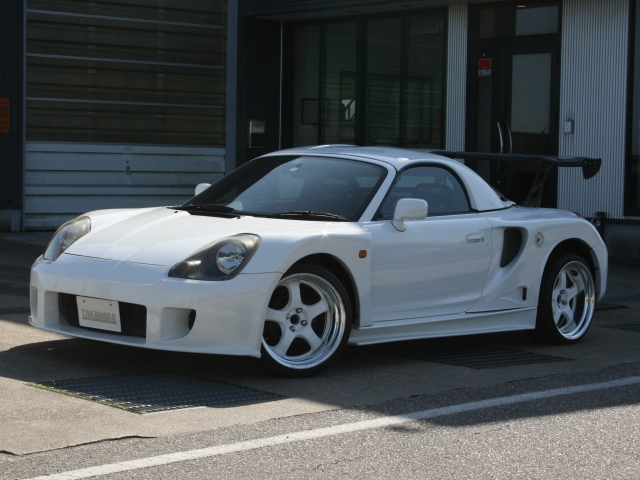 MR-S モノクラフトGT300